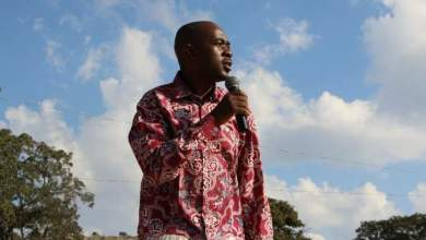 Photo of CHAMISA CALLS FOR COLONIALISM