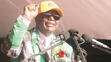 Photo of ELECTIONS ARE NOW THINGS OF THE PAST; SAYS VP CHIWENGA