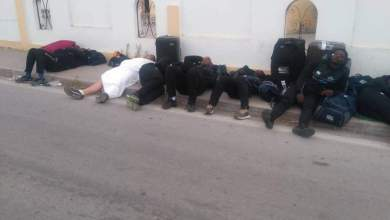 Photo of Zim Rugby Team Sleeps In The Streets In Tunisia