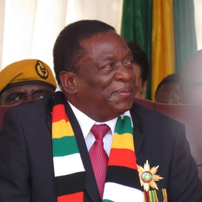 "Mnangagwa Says ""I Won't Tolerate Corruption"""