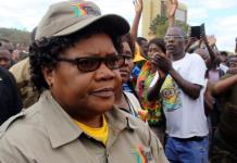 Mujuru Concedes Poll Defeat, Congratulates All Winners Except ED