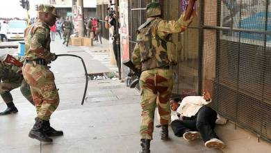 Photo of SB Moyo Says Army Not Assaulting Anyone