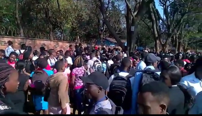 Harare Polytechnic Locks Out Students For Non-Payment Of Fees