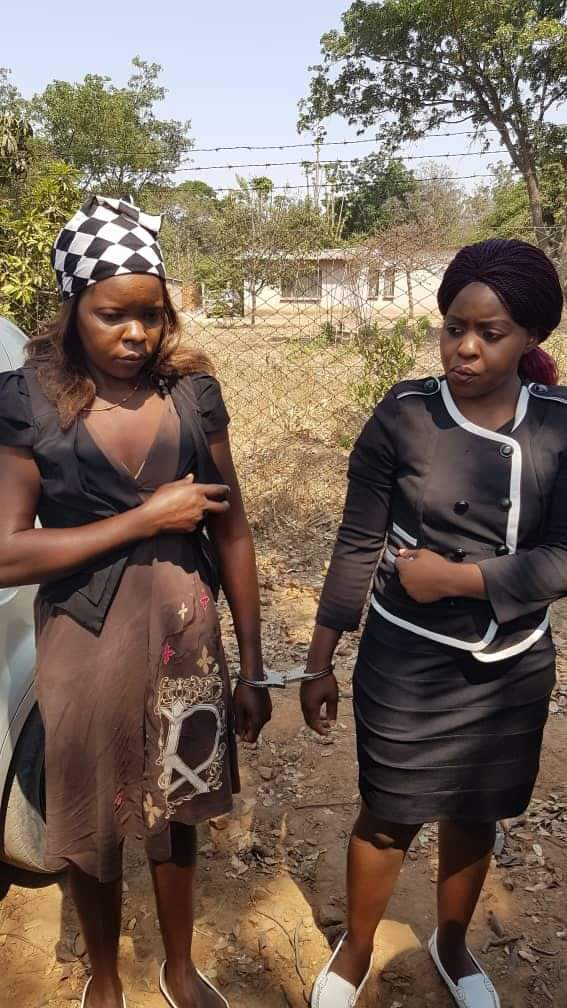 CHURCH THIEVES CAUGHT AND SHAMED