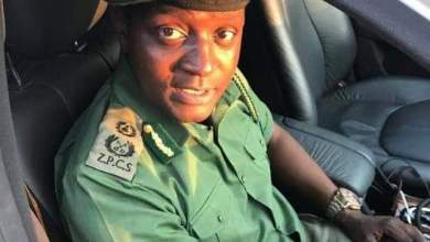 Photo of IN PICTURES: MUSIC STAR SULUMANI CHIMBETU NOW A PRISON WARDEN