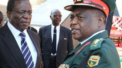 Photo of VP Chiwenga sends a message to Zimbabweans