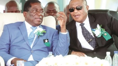 Photo of SERIOUS TENSIONS AS MNANGAGWA AND VICE-PRESIDENT CHIWENGA'S ALLIES FIGHT FOR CONTROL OF ZIMBABWE'S FUEL INDUSTRY