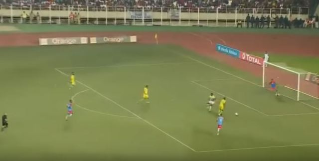 Watch The Magic Goal By Musona Which Television Failed To Capture