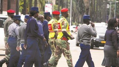 Photo of NO ONE SPECIAL; POLICE & ARMY TO APPEAR IN POST-ELECTION VIOLENCE INQUIRY