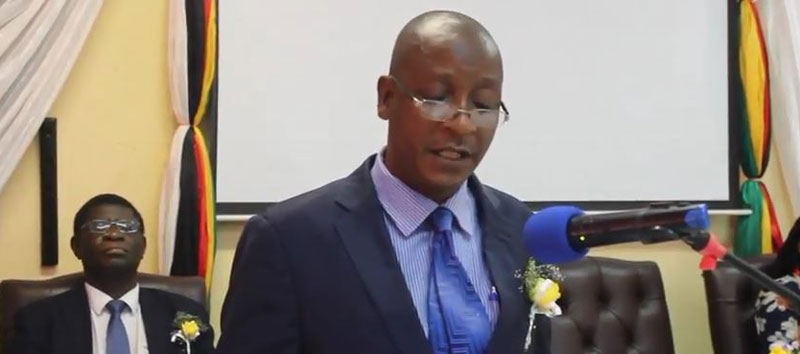 "Govt Ready To Deal With Chamisa If He Crosses "" Red Line"" : Ziyambi"