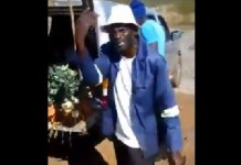 Voting ED Was The Best Move : ZANU PF Supporter Shows Off