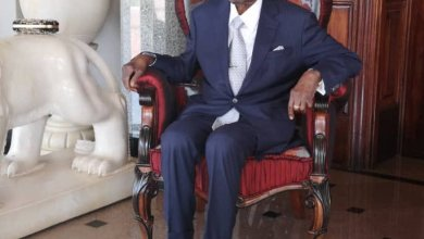 Photo of Cde Robert Mugabe looked after his own