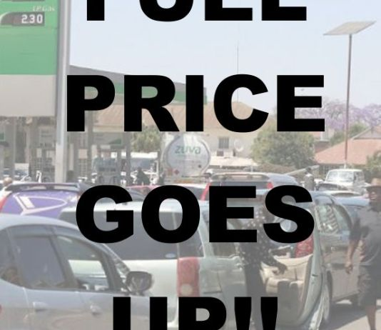 Government Increases Fuel Prices
