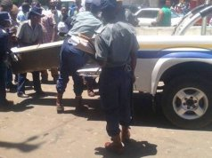Another Woman dies in Bulawayo CBD street