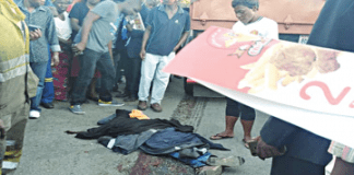 Popular Gweru kombi driver crushed by haulage truck