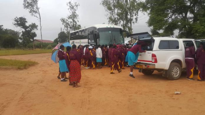 Pupils shut down school, walk 6km to police station to report harassment