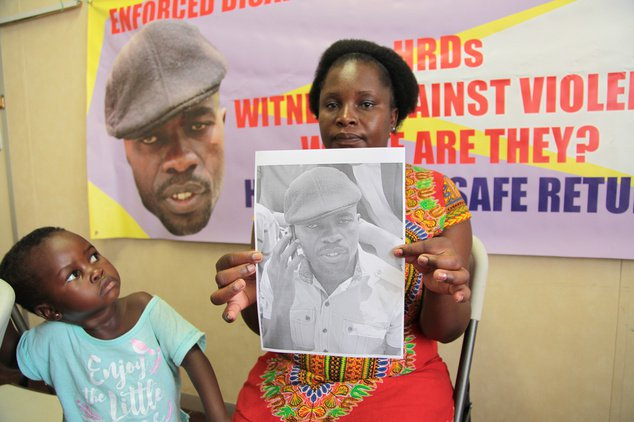 Spare a thought for Dzamara's traumatised wife