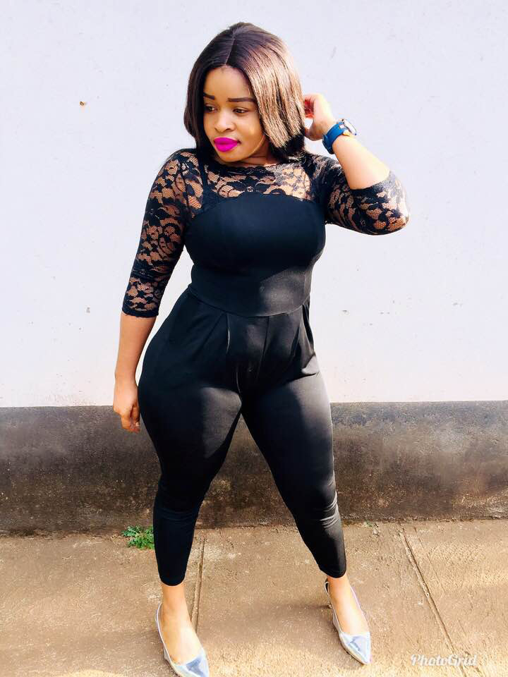 Curvy Zim Model Scoffs Comparison To Nicki Minaj