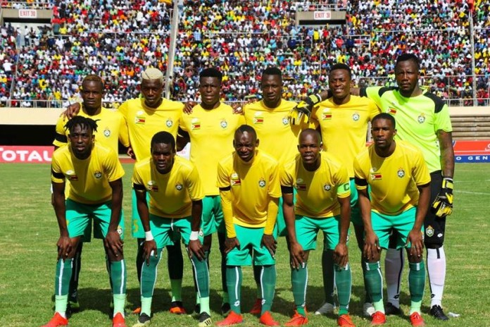 Warriors make slight improvement on FIFA World Ranking