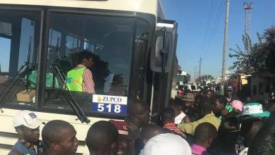 Photo of Man abuses girl in ZUPCO bus