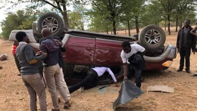 Photo of BREAKING: Chamisa's Lawyer Thabani Mpofu In Car Accident