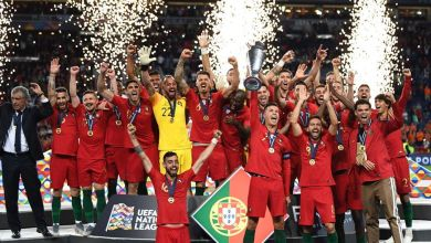 Photo of Ronaldo and Portugal lift the UEFA Nations League Trophy