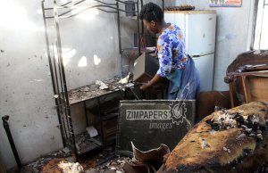 KUWADZANA HOUSE GUTTED BY FIRE!