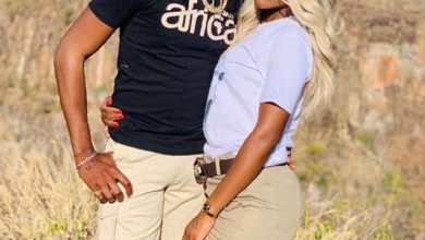 Photo of Jah Prayzah's steamy pics with miss Curvy causes a storm on social media