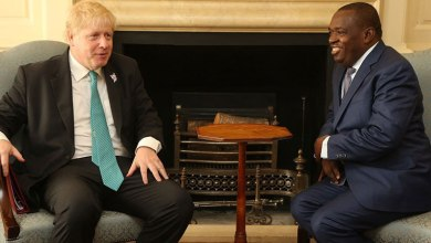 Photo of ED Hopes new PM Boris Johnson will assist Zim to rejoin The Commonwealth