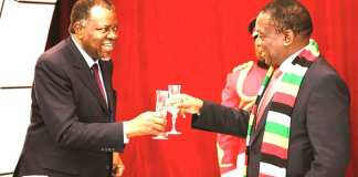 Zim, Namibia sign seven agreements