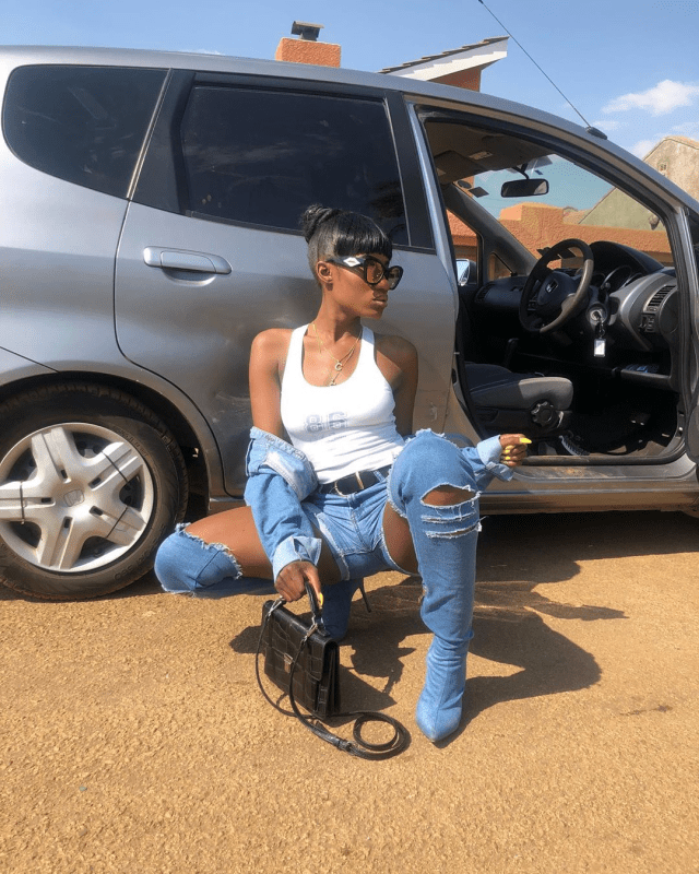 Kikky Badass might be the smexiest female artiste in Zim