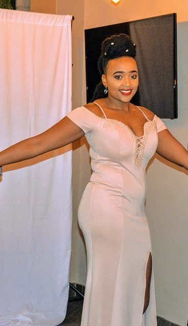"""""""I have what it takes to overtake Queen of Swagga,"""" says Socialite Jarmamba"""