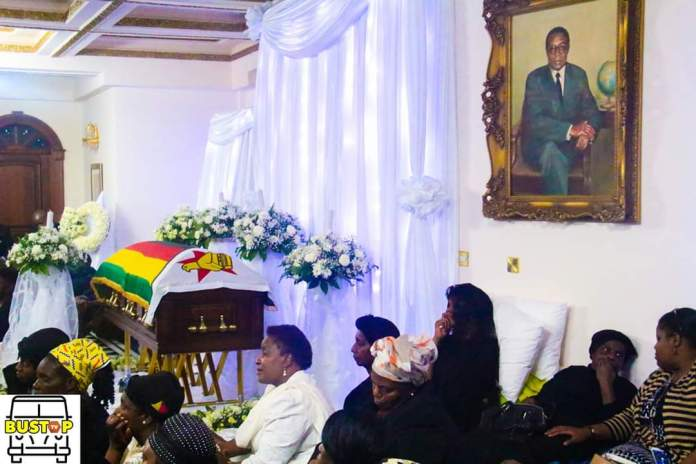 Mugabe's Burial Place Set To Embarrass Mnangagwa As Body Arrives In The Country