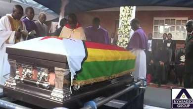 Photo of There Was No Way ED Would Have Presided Over The Burial Of Mugabe