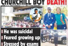 Churchill Boy death: Full Story