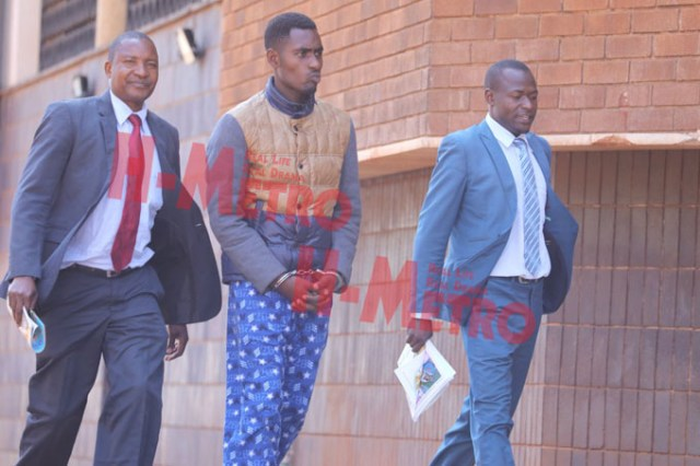 UZ student steal from pastor