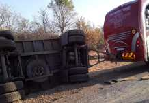 Zim Bound Silverstone Involved In Accident Near Masvingo