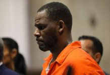 R KELLY TO REMAIN IN JAIL UNTIL 2020