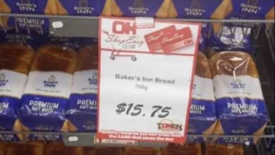 """Photo of """"Bread Now Beyond The Reach Of Majority Of Zimbabweans"""""""