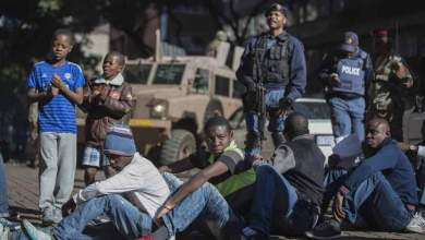 Photo of 2 865 Zimbabweans arrested in South Africa