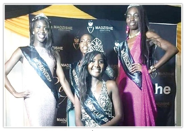 Miss CUT winners mocked