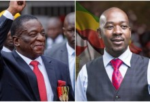 Photo of Mnangagwa, Chamisa Warms Up To Dialogue?