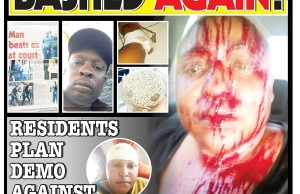BASHED AGAIN! Residents Plan Demo Against Businessman