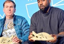 Photo of KANYE'S NEW SHOES: Mayellow Push Akaenda KuPrivate School $75 A pair