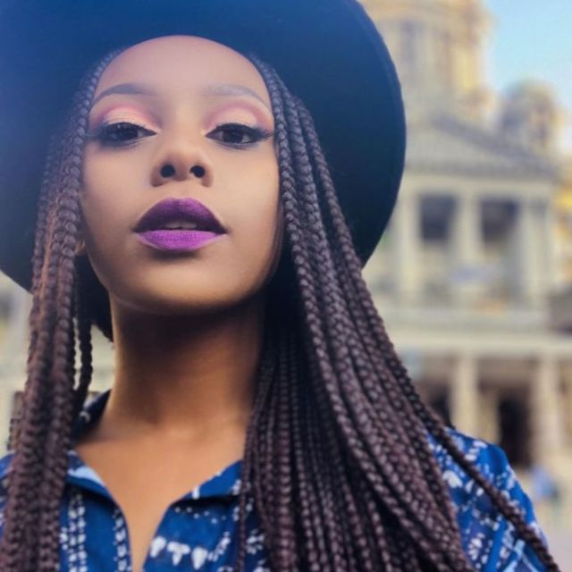 Lisa Mbali – My Mom is in Hospital because of Ambitiouz Entertainment