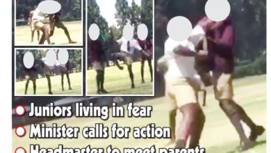 Photo of PE bullying video causes stir