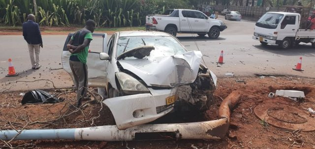 ZRP Shares Accident Photos From The Weekend #Avondale