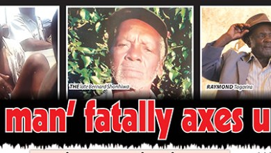 Photo of 'Juju man' fatally axes uncle