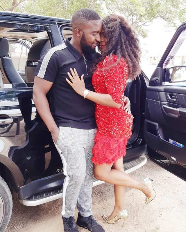 Mai Titi Shows Off New Boyfriend #BabaTiti
