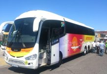Bus Robbers Back With New Tricks...Zimbabwean Cross Border Buses Targeted!
